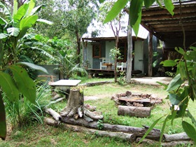 Ride On Mary Bush Cabin Adventure Stay - Accommodation Cooktown