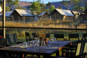 Bell Gorge Wilderness Lodge - Accommodation Cooktown
