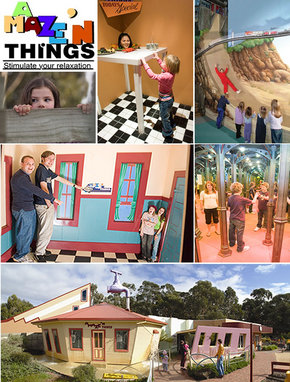 A Maze 'N Things - Accommodation Cooktown