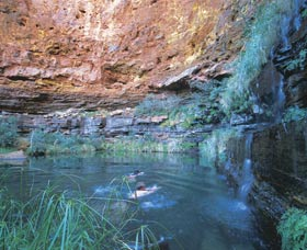 Dales Gorge and Circular Pool - Accommodation Cooktown
