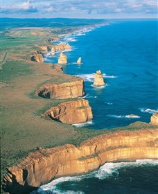 12 Apostles Flight Adventure from Torquay - Accommodation Cooktown