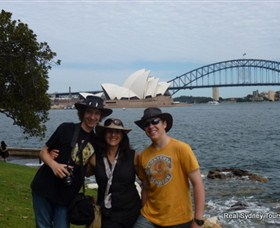 Real Sydney Tours - Accommodation Cooktown