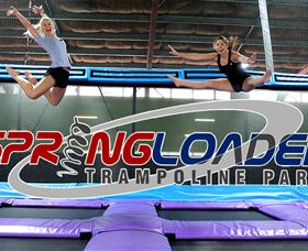 Springloaded Trampoline Park - Accommodation Cooktown