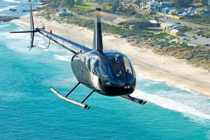 Perth Beaches Helicopter Tour from Hillarys Boat Harbour - Accommodation Cooktown