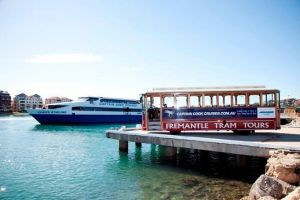Perth Lunch Cruise including Fremantle Sightseeing Tram Tour - Accommodation Cooktown