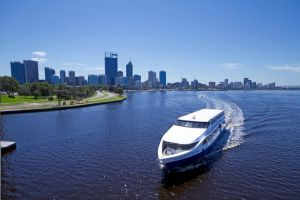 One-way Sightseeing Cruise between Perth and Fremantle - Accommodation Cooktown