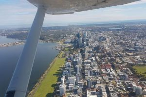 Perth Scenic Flight - City River and Beaches - Accommodation Cooktown