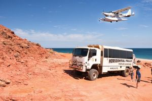 Horizontal Falls Full-Day Tour from Broome 4x4  Seaplane - Accommodation Cooktown