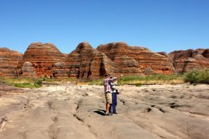 Bungle Bungle Flight Domes  Cathedral Gorge Guided Walk from Kununurra - Accommodation Cooktown