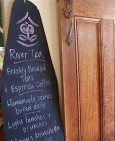 River Tea House - Accommodation Cooktown