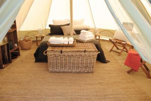 Cosy Tents - Daylesford - Accommodation Cooktown
